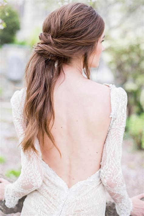 Wedding Hairstyles Ponytail by 401 Best Hairstyles And Up Dos For Weddings Images On