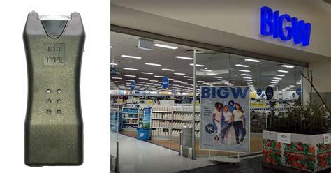 man  tasered  australia departmental store  toilet paper mothershipsg news