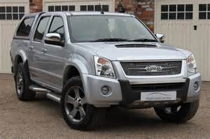 Isuzu Rodeo Uk 2010 Isuzu Rodeo For Sale In Doncaster South