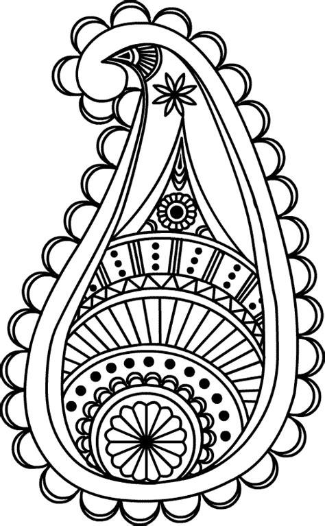 Pattern Drawing Indian | mango designs patterns to tranfer indian heritage