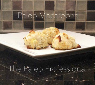 Detox Coconut Macaroons by 21dsd Macaroons 21 Day Sugar Detox Approved Meals
