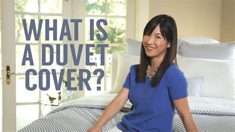 what is the difference between a quilt and coverlet what is a duvet cover youtube