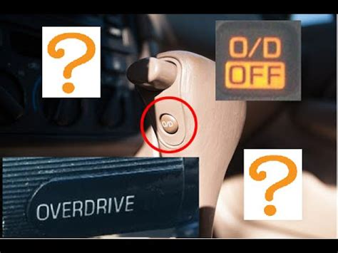toyota camry overdrive button how to use toyota camry drive button years 2002 t