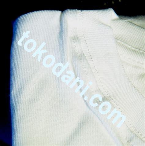 Kaos Hitam Distro Ahmad Dhani tersedia kaos polos combed toko sablon