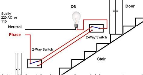 electrical technology stair wiring wiring diagram