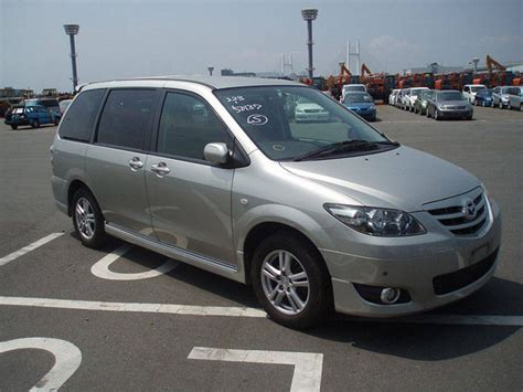how to work on cars 2003 mazda mpv engine control 2003 mazda mpv pictures 2300cc gasoline automatic for sale