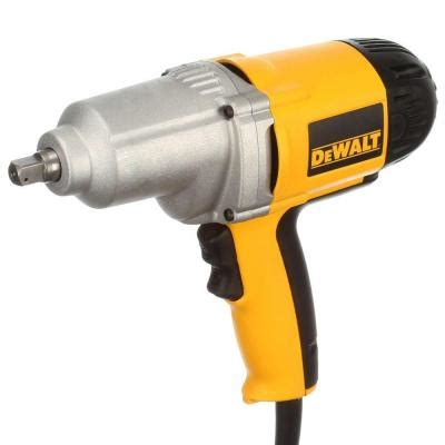 dewalt 1 2 in 13 mm impact wrench with detent pin anvil
