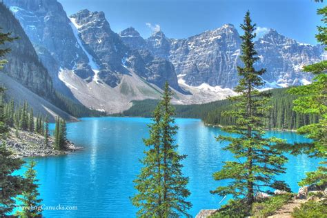 more scrambles in the canadian rockies 3rd edition books canada s most picturesque lake moraine lake in banff