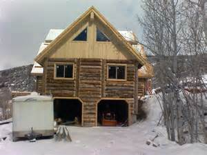 uinta log home builders utah log cabin kits finished