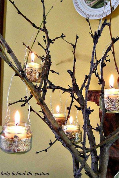 diy make tree light indoors 24 inspirational diy ideas to light your home architecture design