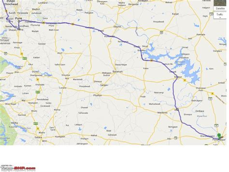 road map from mapusa to pandharpur 100 distance between two points map how to find the