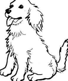 printable coloring pages dogs free printable coloring pages 171 free coloring pages