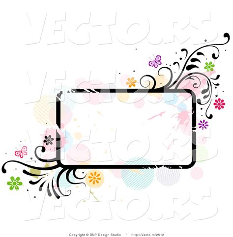 frame design high resolution vector of grungy rounded rectangular background frame with
