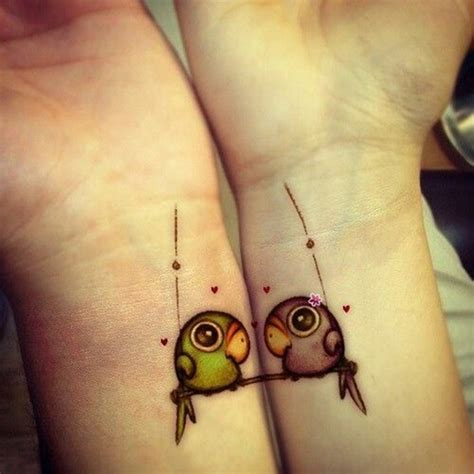 sweet couple tattoos 40 so mr and mrs tattoos for couples