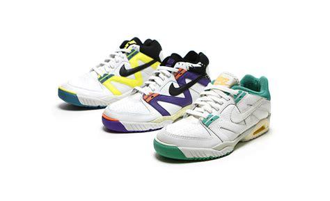 nike air tech challenge 3 nike air tech challenge iii quot voltage purple quot sneakers addict