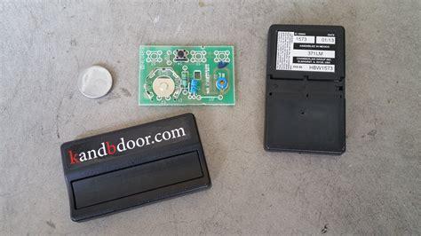 I Have A Craftsman Hp Garage Door Opener Can Not Sync My Sync Garage Door Opener