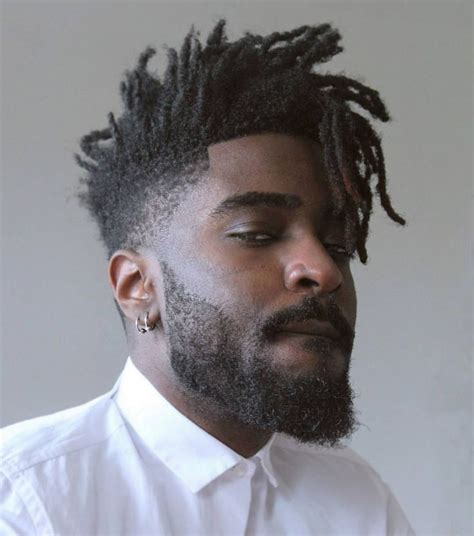 relaxed black male hair see this instagram photo by a amunra free form locks