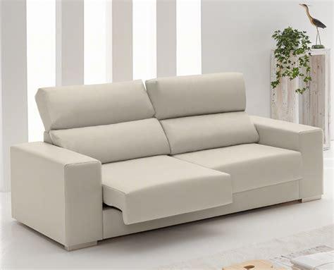 sofas piel baratos