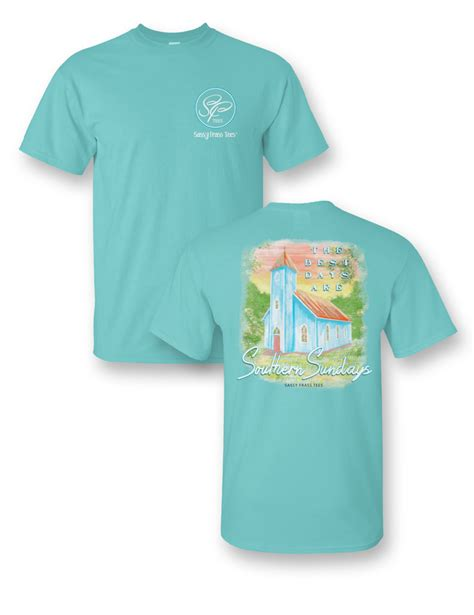 southern comfort colors quot southern sundays quot comfort colors tee sassy frass tees