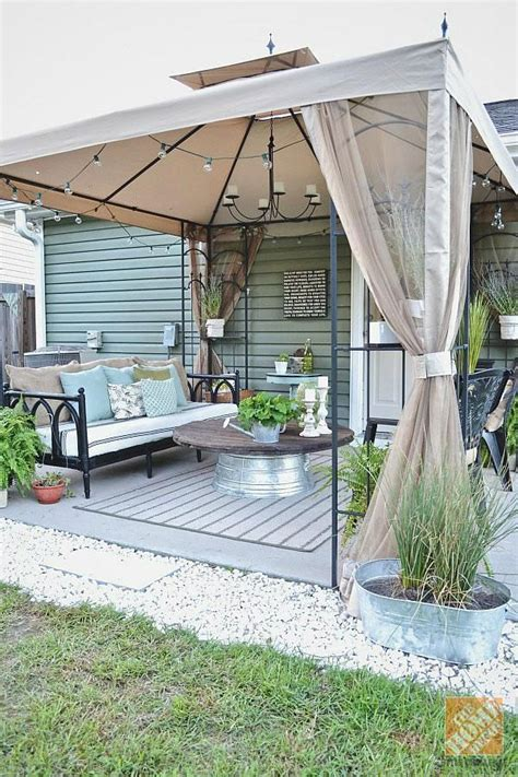 Gazebo Ideas For Patios Best 25 Patio Gazebo Ideas On Pinterest