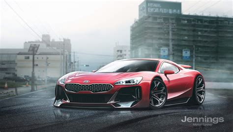 kia supercar fiat 124 targa rendering is inspired by the mx 5 rf