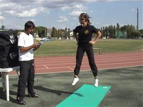 test di bosco preparazione atletica test per la kickboxing