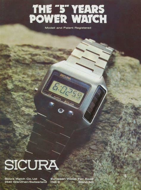 the history of the sicura brand