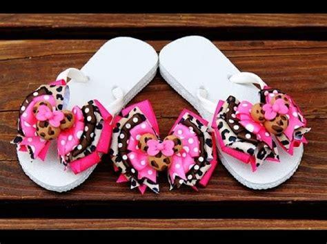 imagenes de sandalias egipcias sandalias decoradas para ni 241 as decorated sandals youtube
