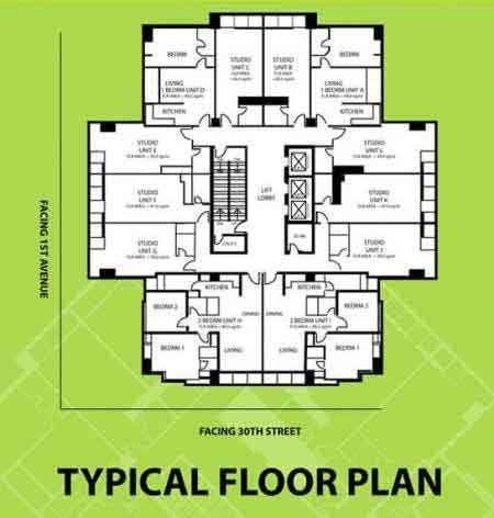 Small Condo Floor Plans by Small Condo Floor Plans Home Design