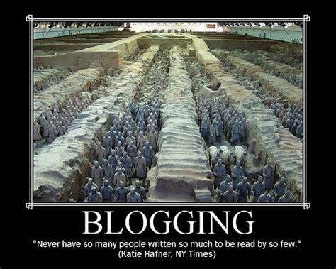 Blogging Memes - blogging nobody cares