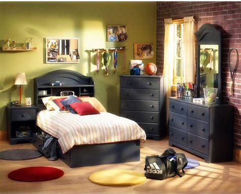 full size boy bedroom set full gray bed set for teenage boys furniture ideas