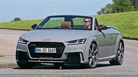 Audi Tt Rs Neupreis by Audi Tt Rs 8s Autobild De