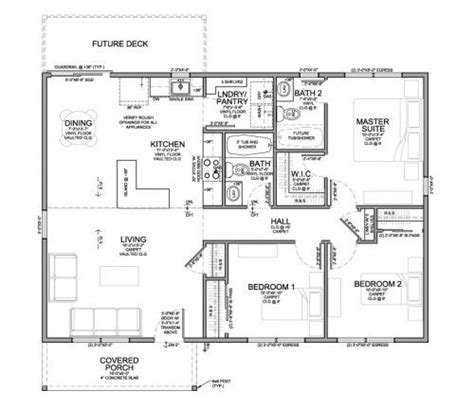habitat for humanity floor plans bedrooms denver and squares on pinterest