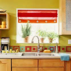 colorful kitchen cabinets ideas 36 colorful and original kitchen backsplash ideas digsdigs