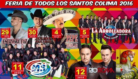 Calendario Xmatkuil 2017 Feria De Todos Los Santos Colima 2016 191 D 243 Nde Hay Feria
