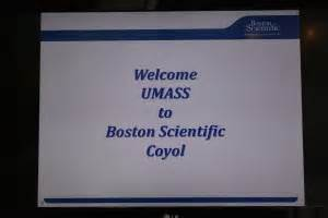 Boston Scientific Mba Recruiting by Jake Cormier Student Uml Edu Costa Rica Comparative