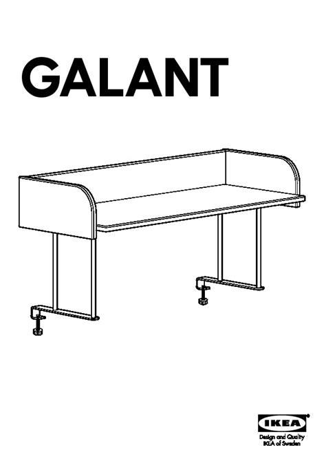 Galant Desk Top Shelf by Galant Corner Desk Left Birch Veneer Silver Color