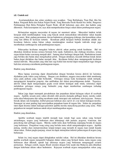 format rumusan artikel format esei kerja kursus bm 2016