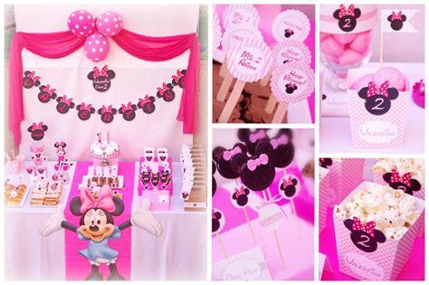 decoracion de minnie decoraci 243 n cumplea 241 os de minnie mouse