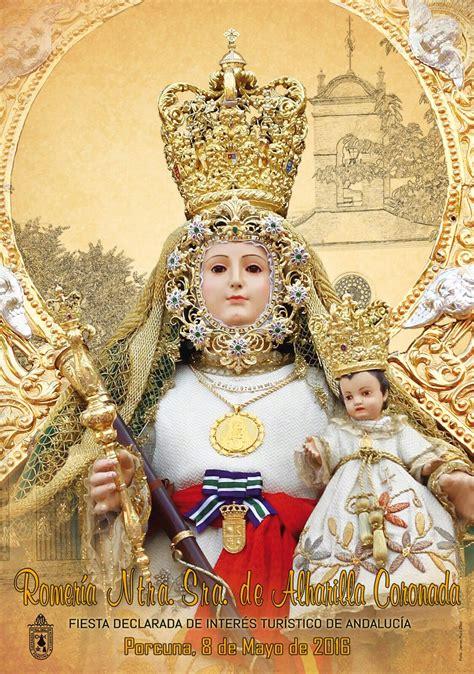 imagenes de la virgen maria wikipedia nuestra se 241 ora de alharilla wikipedia la enciclopedia libre