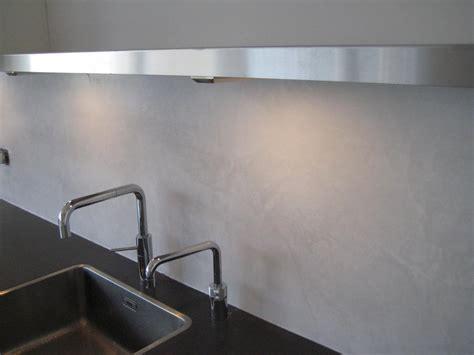 achterwand keuken spachtelputz voorbeelden zaanstuc