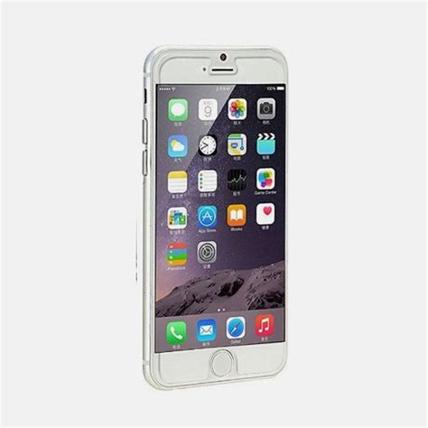 Tempered Glass And Phone For Iphone 6 Plus iphone 6 and 6 plus tempered glass agazoo