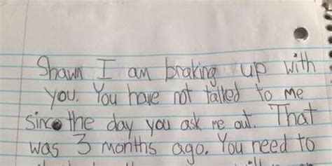 Divorce Letter Huffington Post S Brake Up Note Offers A Serious Dose Of Real Talk