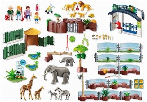 Playmobil Large Zoo playmobil set 4850 large zoo klickypedia