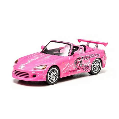 fast and furious greenlight 2 fast 2 furious honda s2000 1 43 die cast metal vehicle