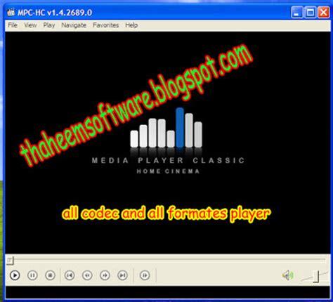 all format dvd player software download k lite codec latest 10 full version free downlaod