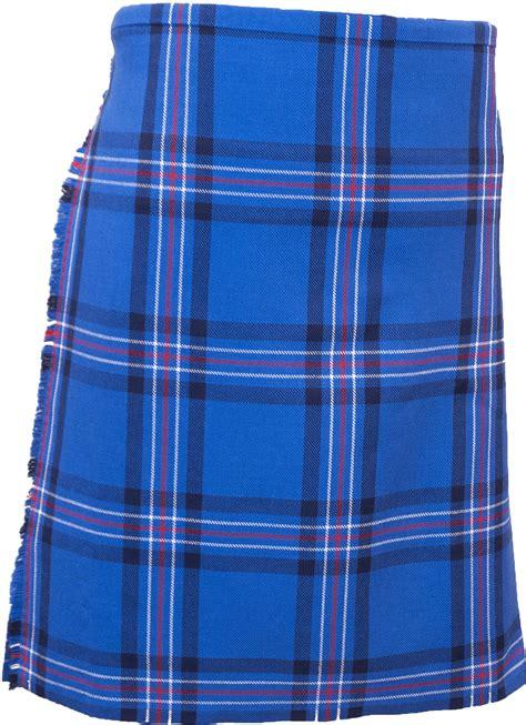 File Mackenzie Tartan Vestiarium Scoticum Png | blue tartan kilt transparent png stickpng