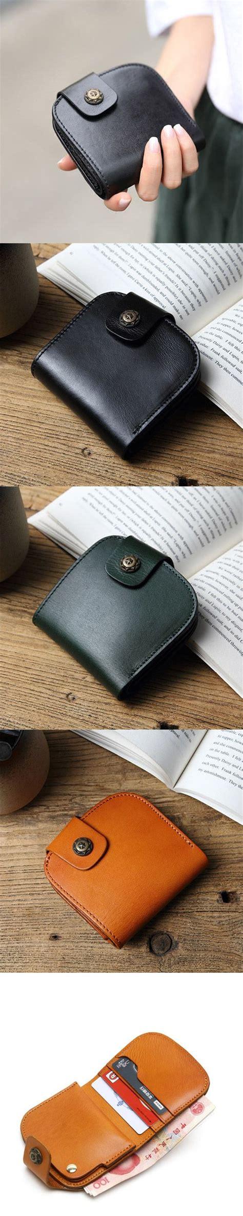 Handmade Leather Wallet Pattern - 17 best ideas about leather wallet pattern on