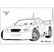 Max Schnell Cars 2 Coloring Pages Hnczcywcom Modern F1 Car