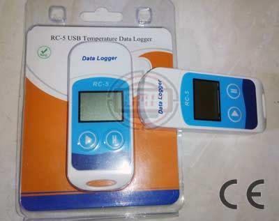 Alat Ukur Suhu Microlite Usb usb temperature data logger rc5 untuk merekam suhu sekitar